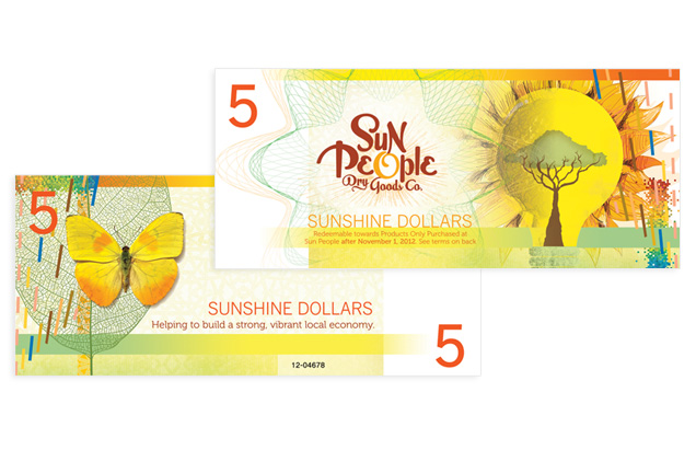 Sunshine Dollars